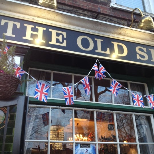 The Old Ship - Limehouse