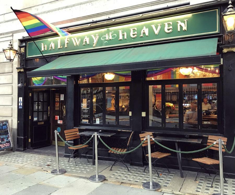 Halfway to Heaven, Westminster