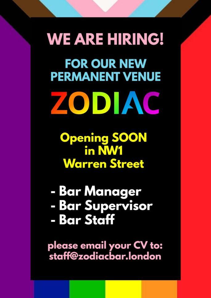Zodiac Jobs
