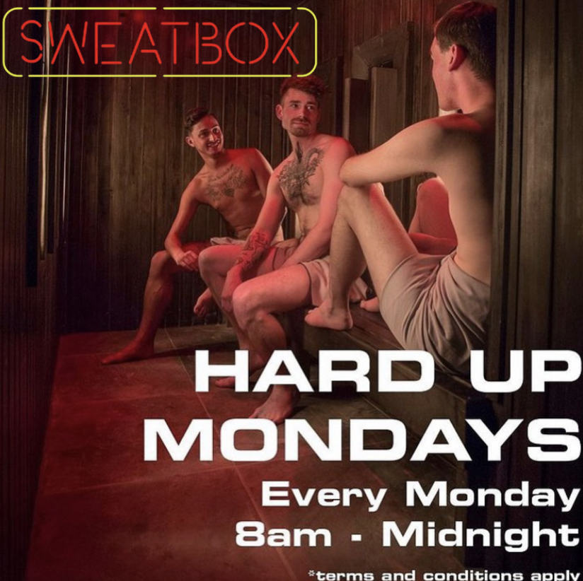 Hard Up Mondays